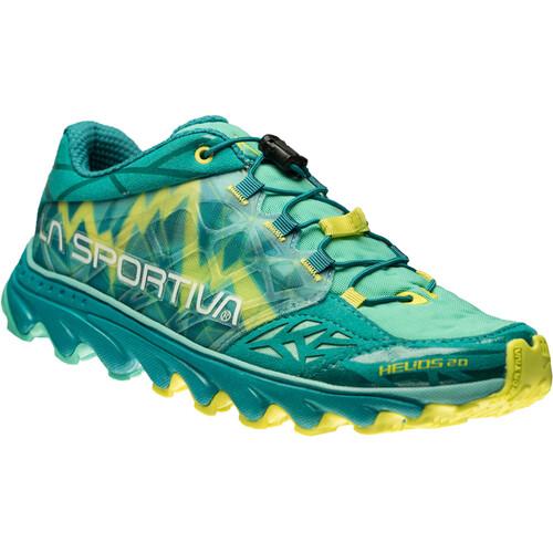 La Sportiva Helios 2.0 - Chaussures running Femme - jaune